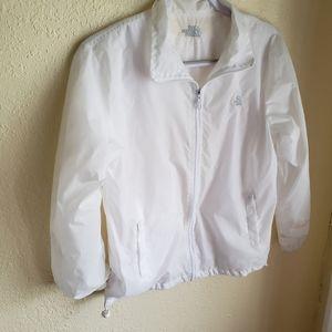 Final SALE❣DonatingThe North Face rain jacket M